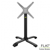 Auto Adjust SX26 Dining Table Base Black