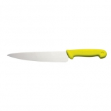Prepara Cook Knife 10 inch Blade Yellow (Sold Singly)