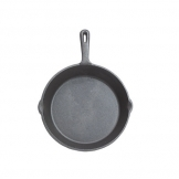 Cast Iron Skillet 24cm (Sold Singly)