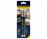 Gold and Silver Interior Chalk Marker Pens - 1-2mm nib - Pack of 2 | AB167
