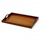 Butler Tray Mahogany 610X405 (Sold Singly)