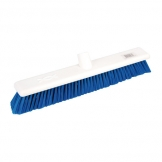 Abbey Hygiene Broom Head Soft 45cm Blue (Sold Singly)