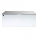 Arctica 568 Ltr Chest Freezer - White with S/S Lid (Sold Singly)