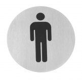 Hendi Door signs - Toilets
