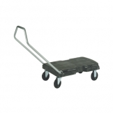 Rubbermaid Triple Platform Trolley Polyethylene (Sold Singly)