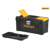 Stanley Tools Basic Toolbox With Organiser Top 16in (Sold Singly)