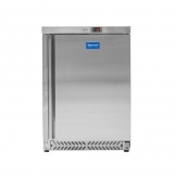 Arctica Medium Duty U/Counter Fridge 143Ltr -S/Steel (Sold Singly)
