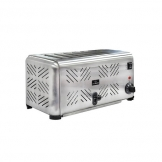 Chefmaster 6 Slot Toaster (Sold Singly)