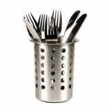 Cutlery Container S/S 1 Compartments (Sold Singly)
