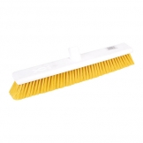 Abbey Hygiene Broom Head Soft 45cm Yellow (Sold Singly)
