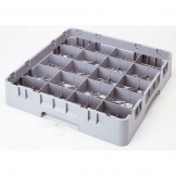 Cambro Camrack Cup Rack 20 Compartments Grey (Sold Singly)