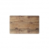 Driftwood GN 1/1 Rectangle Tray 53x32.5cm (Sold Singly)