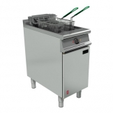 Falcon Dominator Plus E3840 Electric Fryer 1Pan 2Basket