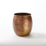 American Metalcraft Mini Moscow Mule Mug, Antique Copper,