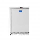 Arctica Medium Duty U/Counter Fridge 143Ltr - White (Sold Singly)
