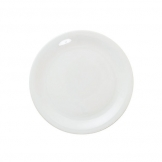 Great White Narrow Rim Plate 8.5 inch 22cm (6 pcs)