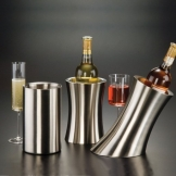 American Metalcraft Wine Cooler Stainless Steel