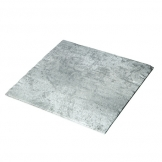 Mirage Strata - 30cm Square Platter - Anthracite (Sold Singly)
