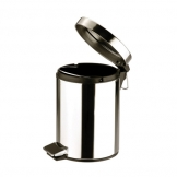 Pedal Bin Stainless Steel 3ltr (Sold Singly)