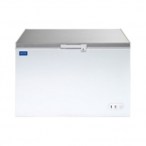 Arctica 370 Ltr Chest Freezer - White with S/S Lid (Sold Singly)
