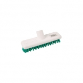 Abbey Hygiene Deck Scrub Head 23cm Green (Sold Singly)