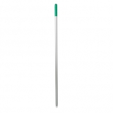1245mm Light Aluminium Handle Green (Sold Singly)