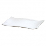 Mirage Martello White Rectangle Platter 33 x 23cm (Sold Singly)
