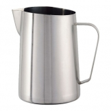 Kitchen Jug Stainless Steel 0.9ltr (Sold Singly)