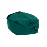 Brigade Chef Hats Bottle Green (Sold Singly)