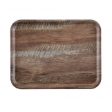 Cambro Dark Oak Wood Effect Tray 36 x 46cm (Sold Singly)