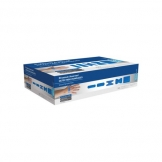Aeroplast Detectable Assorted Plasters - Box 100 (100 pcs)