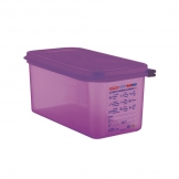 Allergen Airtight Container GN 1/3 x 150mm (Sold Singly)