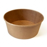 500ml Simply Kraft Bowl 300 Per Case