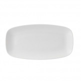 Churchill White Chefs' Oblong Plate No.4 35.5 x 18.9cm