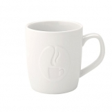 Utopia Java Embossed Mug 15.5oz 44cl