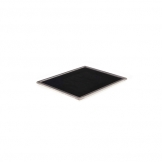 GN1/2 Black Glass Hot Tile For Use In A Bain Marie