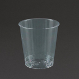Plastico Disposable Shot Glasses (Pack of 1000)