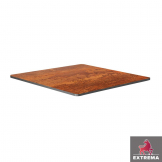 "Extrema Top - Vintage Copper ""Textured"" - 69x69cm"