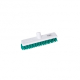 Abbey Hygiene Broom Head Stiff 30cm Green (Sold Singly)