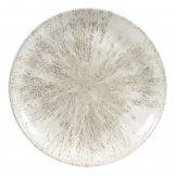 Churchill Stone Agate Grey Evolve Coupe Plate 11.25 Inch