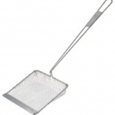 Chip Shovel Coarse Mesh Tinned Steel (Sold Singly)