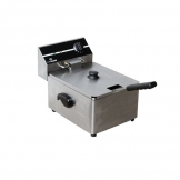 Chefmaster Countertop 6L Elec Fryer One Basket (Sold Singly)