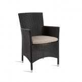 Stag Comfort Arm Chair - Black