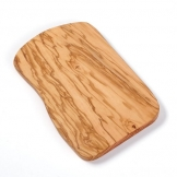 American Metalcraft Olive Wood Serving Board Large 12 Inch