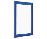 Blue 25mm Profile Snap Poster Frames - Multiple Sizes