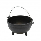 Cast Iron Mini Kettle Server (Sold Singly)