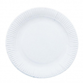 Paper Plates 178mm (Pack of 250)