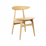 Carcher Side Chair - Natural Oak