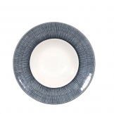 Bamboo Spinwash Mist Deep Coupe Plate 8 7/8 Inch (12 pcs)