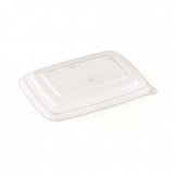 900ml Single Comp. Container PET Lid 300 Per Case